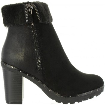Chaussures Femme Bottines Refresh 64014 Negro