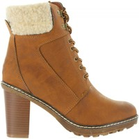 Chaussures Femme Bottines Refresh 64020 Marr?n