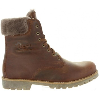 Chaussures Homme Boots Panama Jack PANAMA 03 IGLOO C6 Marr?n
