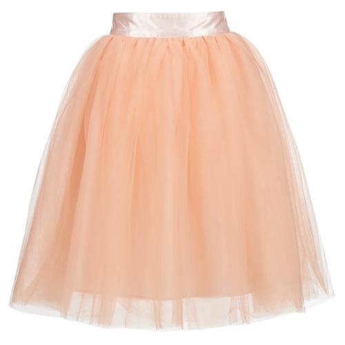 Vêtements Femme Jupes Betty London I-LOVA Rose / Beige