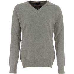 Vêtements Femme Pulls Real Cashmere Pull col V  Femme - IDS1085002-BEIGE Beige
