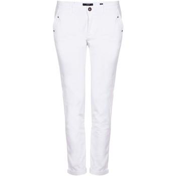 Vêtements Femme Chinos / Carrots Hod HONORE Blanc