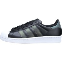 Chaussures Homme Baskets basses adidas Originals Superstar J Noir