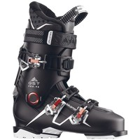 Chaussures Ski Salomon CHAUSSURES  QST PRO 90 BLACK ANTHRACITE 2018 Unicolor