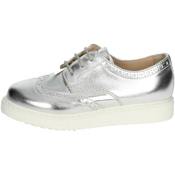 Chaussures Fille Derbies Florens W8231 Inglesina Fille Argent Argent