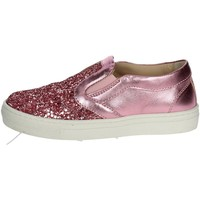 Chaussures Fille Slips on Florens W8562 Slip-on Chaussures Fille Rose Rose