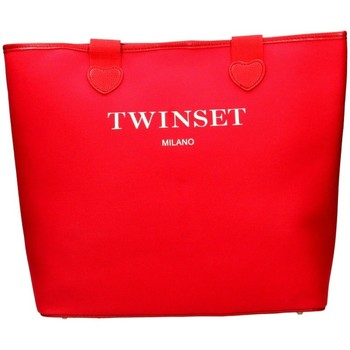 Sacs Femme Sacs Twin Set SHOPPING rouge