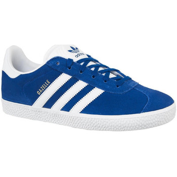 Chaussures Femme Baskets basses adidas Originals baskets mode  originals cq2915 gazelle c bleu bleu