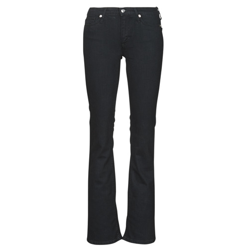 Vêtements Femme Jeans bootcut Betty London IALOLAO Noir