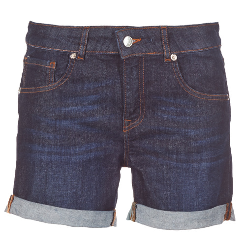 Vêtements Femme Shorts / Bermudas Moony Mood INYUTE Bleu foncé