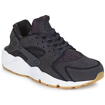 Chaussures Femme Baskets basses Nike AIR HUARACHE RUN PREMIUM W Gris