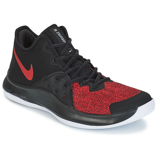 new products 7b212 e3fc5 Chaussures Homme Basketball Nike AIR VERSITILE III Noir   Rouge