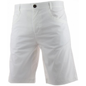 Vêtements Homme Shorts / Bermudas Emporio Armani EA7 Bermuda  (Blanc) Blanc