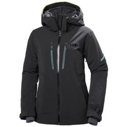 Vêtements Femme Vestes Helly Hansen W MOTIONISTA GRAPHITE BLUE JACKET VESTE DE SKI GRAPHITE BLUE