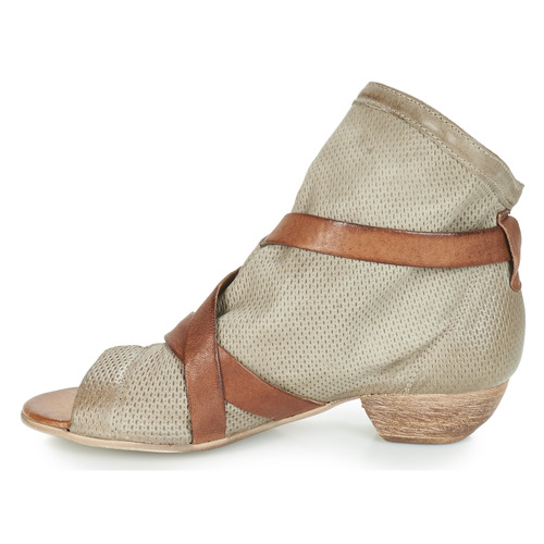 Sandales Green Nu Taupe Bivio In Dream Femme Et pieds O0XNPn8wk