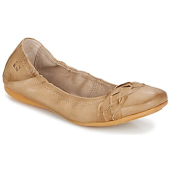 Chaussures Femme Ballerines / babies Dream in Green CICALO Beige