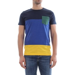 Vêtements Homme T-shirts manches courtes Tommy Hilfiger MW0MW04488 KENT T-SHIRT Homme Multicolor Multicolor