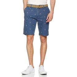 Vêtements Homme Shorts / Bermudas Petrol Industries SHO505 Bleu
