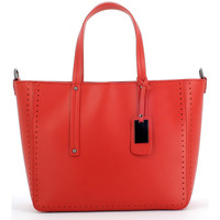 Sacs Femme Cabas / Sacs shopping Laura Moretti Sac RAWEL Femme Collection Automne Hiver Rouge