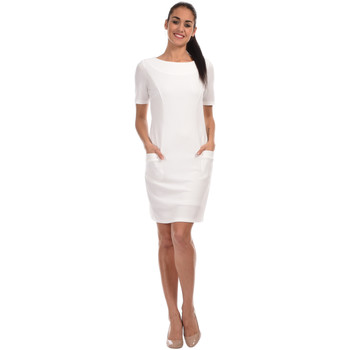 Vêtements Femme Robes courtes For Her Paris Robe VERA F F Blanc