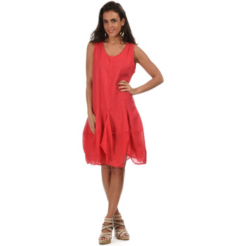 Vêtements Femme Robes Lily Rose Robe SELENA Rouge