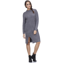 Vêtements Femme Robes courtes Tantra Robe OLIVIA Anthracite