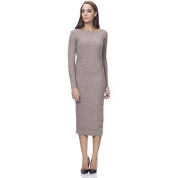 Vêtements Femme Robes longues Tantra Robe CAMELIA Taupe