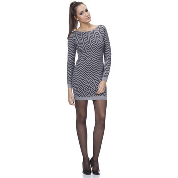 Vêtements Femme Robes courtes Tantra Robe HOLLY Gris