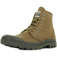 Chaussures Homme Baskets montantes Palladium Pampa High Original Butternut vert
