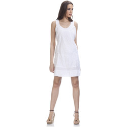 Vêtements Femme Robes courtes Tantra Robe PERRINE Blanc