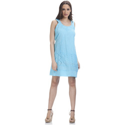 Vêtements Femme Robes courtes Tantra Robe PERRINE Turquoise