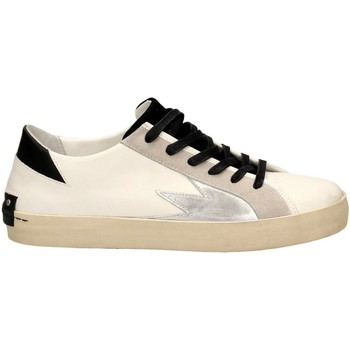 Chaussures Homme Baskets basses Crime London BEAT blanc