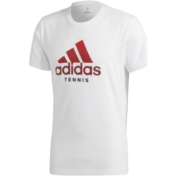Vêtements Homme T-shirts manches courtes adidas Performance T-shirt Category Blanc