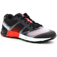 Chaussures Homme Running / trail Reebok Sport One Cushion Noir/ Gris/Rouge