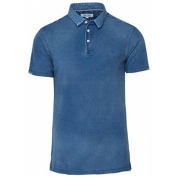 Vêtements Homme Polos manches courtes Pearly King EXODUS Bleu