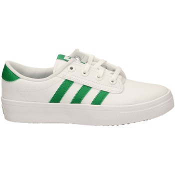 Chaussures Femme Baskets basses adidas Originals KIEL blanc