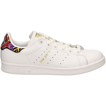 Chaussures Femme Baskets basses adidas Originals STAN SMITH W Multicolor