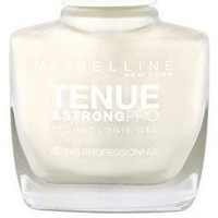 Beauté Femme Vernis à ongles Maybelline New York Vernis TENUE & STRONG PRO - 871 White Sall Autres