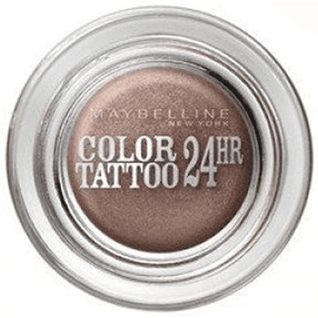 Beauté Femme Fards à paupières & bases Gemey Maybelline Color Tattoo 24 H - 35 On and on Bronze Autres