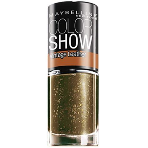 Gilded Femme Vintage À Vernis Maybelline Emeralds Colorshow Autres Ongles Leather209 Gemey Yg7byvf6
