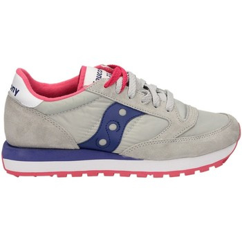 Chaussures Femme Running / trail Saucony JAZZ O Gris