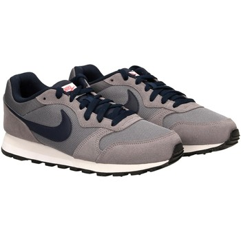 Chaussures Homme Running / trail Nike MD RUNNER 2 Gris