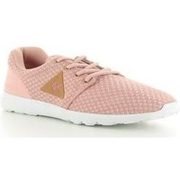 Chaussures Fille Baskets basses Le Coq Sportif DYNACOMF GS rose