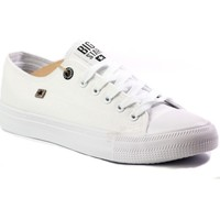 Chaussures Femme Baskets basses Big Star AA274010 Blanc
