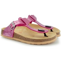 Chaussures Femme Tongs Superfit 0011463 Beige-Rose