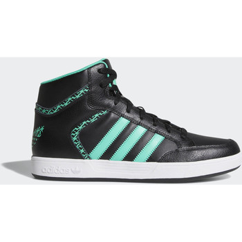 Chaussures Homme Baskets montantes adidas Originals Chaussure Varial Mid Noir / Blanc