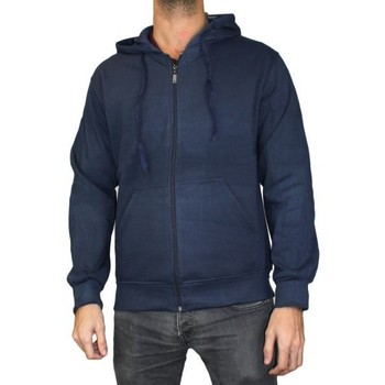 Vêtements Homme Sweats Kebello Sweat a capuche bleu