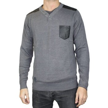 Vêtements Homme Pulls Kebello Pull RM60388 gris