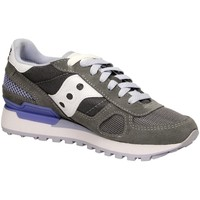 Chaussures Femme Running / trail Saucony SHADOW ORIGINAL Gris