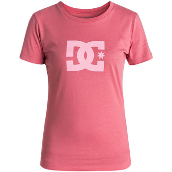Vêtements Femme T-shirts manches courtes DC Shoes Star T-Shirt Mc Femme